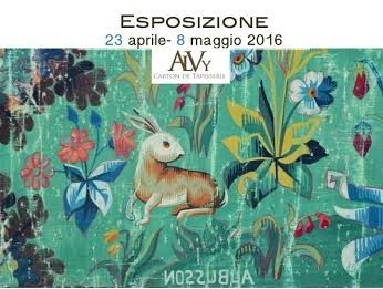 I dipinti nascosti di Aubusson