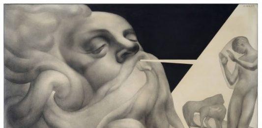 I Marziani. Disegno nell'Arte Italiana del XX secolo