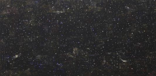 Natale Addamiano – Nodi quasi di stelle e Lucio Fontana
