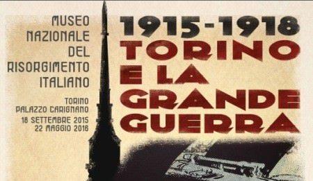 1915-1918 TORINO E LA GRANDE GUERRA