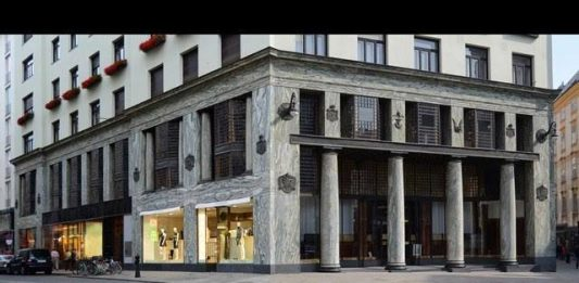 Adolf Loos –  Our Contemporary. The House at the Michaelerplatz in Vienna