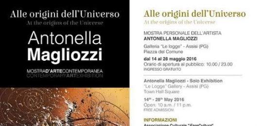 Antonella Magliozzi – Alle origini dell'Universo