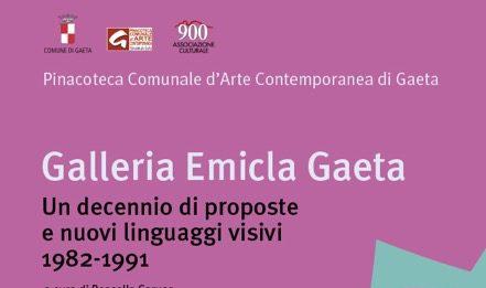 Galleria Emicla Gaeta: un decennio di proposte e nuovi linguaggi visivi (1982-1991)