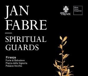 Jan Fabre – Spiritual Guards