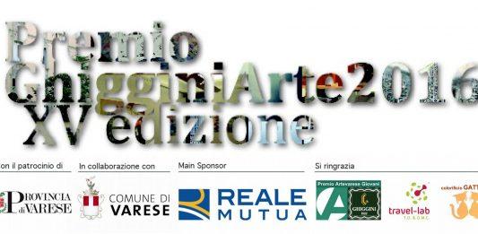 Premio GhigginiArte 2016 XV edizione