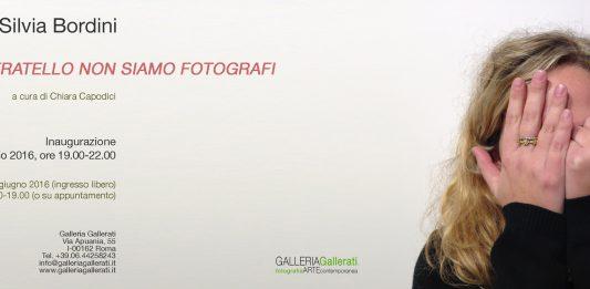 Silvia Bordini – Io e mio fratello non siamo fotografi