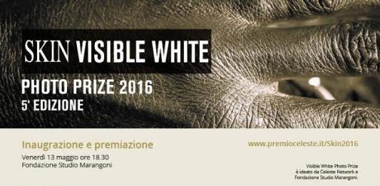 SKIN 5a edizione di Visible White Photo Prize 2016