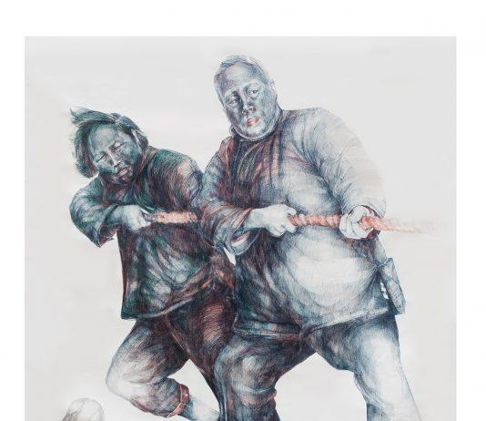 Andrea Pescio – Under the sign of China