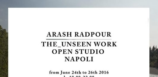Arash Radpour – The_Unseen Work