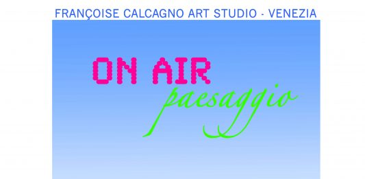 Art Night Venezia 2016 – Françoise Calcagno Art Gallery