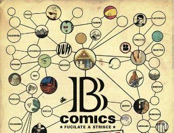 B comics. Fucilate a strisce