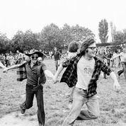 Dino Fracchia –  I giorni del  Parco  Lambro.  Continuous  Days,  Milano  29/5/1975 –  26/6/1976