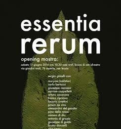 Essentia rerum
