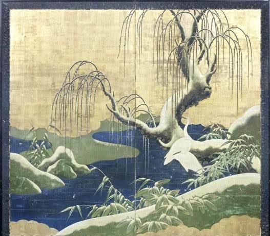 Eterne Stagioni. Corrispondenze tra antichi byobu giapponesi e artisti contemporanei