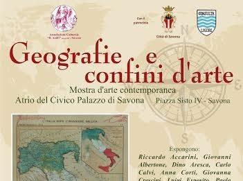 Geografie e confini d'Arte