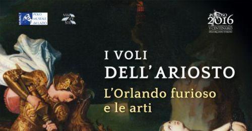 I voli dell'Ariosto. L'Orlando furioso e le arti