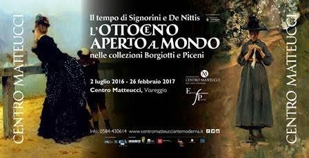 Il tempo di Signorini e De Nittis. L'Ottocento aperto al Mondo nelle Collezioni Borgiotti e Piceni