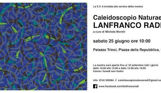 Lanfranco Radi – Caleidoscopio Naturae