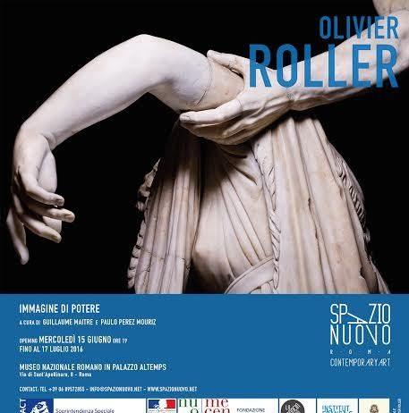 Olivier Roller – Immagine di potere