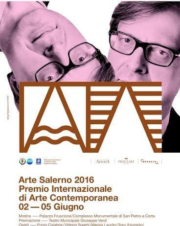"""Premio  internazionale di Arte Contemporanea """"Arte Salerno 2016""""- L' Arte di Emozionare"""