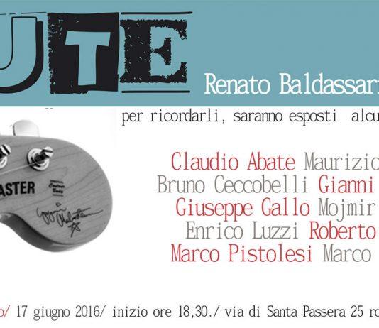 Tribute. Renato Baldassarri e Riccardo Marchetti, una serata per ricordarli