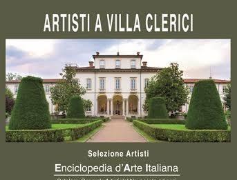 Artisti a villa Clerici