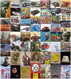 Artisti per Nuvolari 2016 – Quarta rassegna