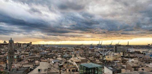 Giuliano Lo Pinto – Genova orizzontale e verticale. Punti di vista