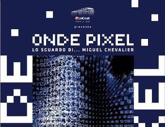Miguel Chevalier – Onde Pixel