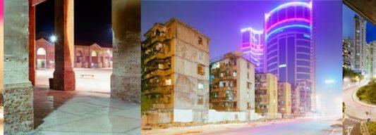 Olivo Barbieri – ERSATZ LIGHTS case study #1 east west 1982 – 2014