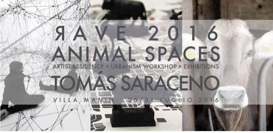 RAVE East Village Artist Residency: Tomás Saraceno