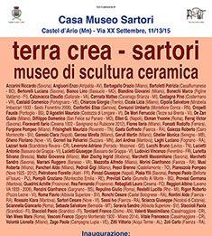 Terra crea – sartori: museo di scultura ceramica