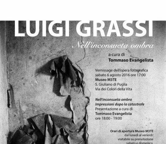 Luigi Grassi – Nell'inconsueta ombra