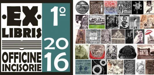 Mostra Concorso Internazionale Ex Libris – edizione 2016