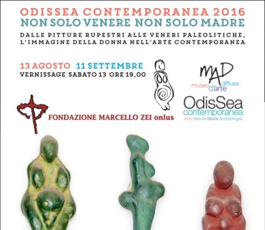 OdisSea Contemporanea 2016 – Non solo Venere non solo Madre