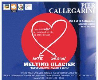 Pier Callegarini – Melting glacier