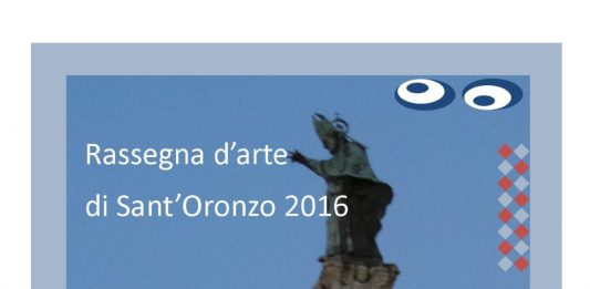 Rassegna d'Arte di Sant'Oronzo 2016 (dal 1995)
