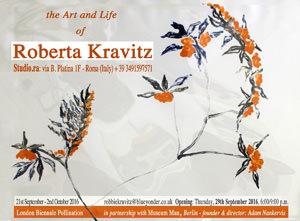 The art and life of Roberta Kravitz