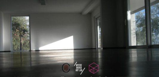 Aete al Cubo³: Videoproiezione