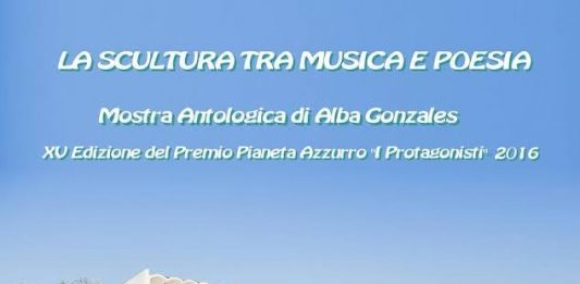 Alba  Gonzales / Premio Pianeta Azzurro – I Protagonisti