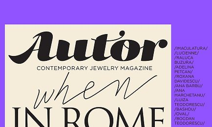 Autor magazine: when in Rome…