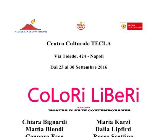 CoLoRi LiBeRi – II edizione