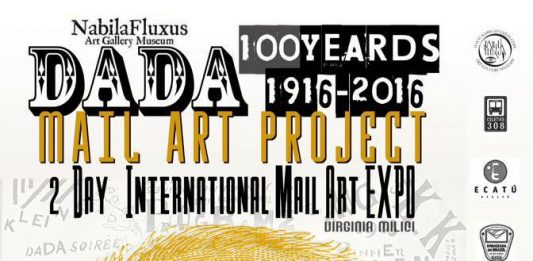 Dada 100 anni 1916 -2016. Mail art project