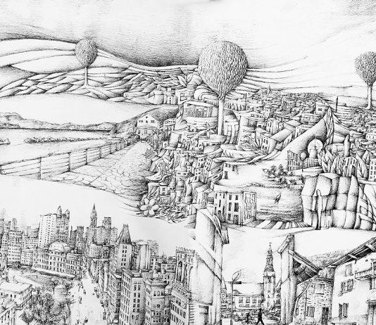 Enrico Fossati / Paolo Sangalli –  Visioni urbane dell'universo maschile