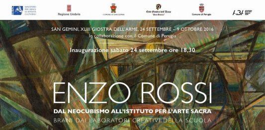 Enzo Rossi – Dal Neocubismo all'Istituto per l'Arte Sacra