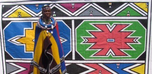 Ex Africa semper aliquid novi #2:  Esther Mahlangu