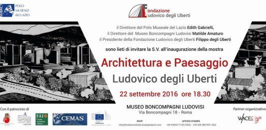 Ludovico degli Uberti – Architettura e Paesaggio
