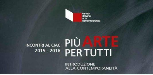 Più arte per tutti: Nicola Samorì