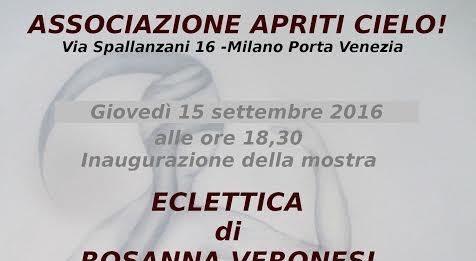 Rosanna Veronesi – Eclettica