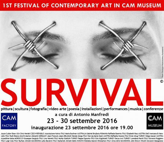 Survival_Primo Festival Internazionale di Arte Contemporanea